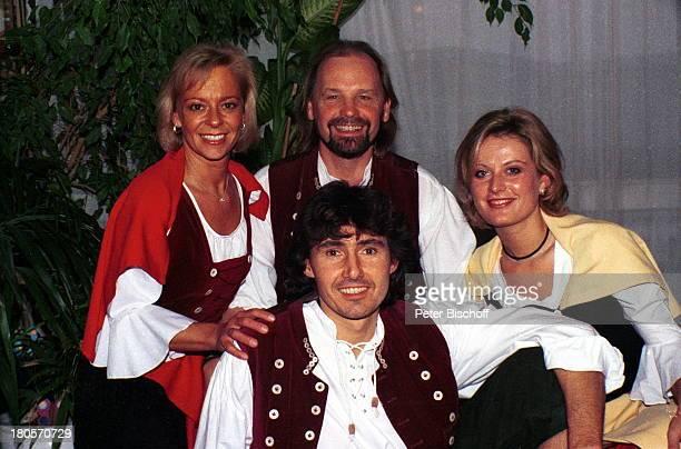 Claudia Ullrich Uwe Erhardt Michael Kastel Bianca App Musikgruppe Die Schäfer