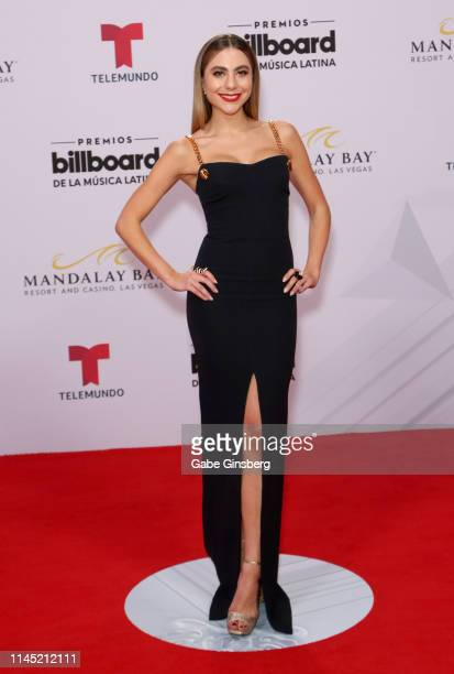 Claudia Vergara attends the 2019 Billboard Latin Music Awards at the Mandalay Bay Events Center on April 25 2019 in Las Vegas Nevada