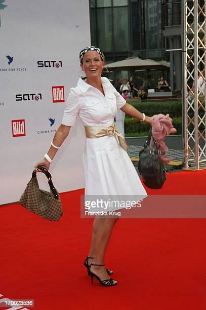 Claudia von Brauchitsch at Premiere Of Sat1 film Breakfast With A Stranger in Berlin Cinestar