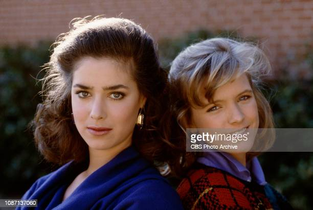 Claudia Wells and Courtney ThorneSmith star in Fast Times a CBS television sitcom based on the theatrical movie Fast Times at Ridgemont High about...