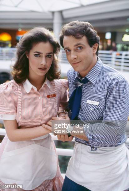 Claudia Wells and James Nardini star in Fast Times a CBS television sitcom based on the theatrical movie Fast Times at Ridgemont High about life in...