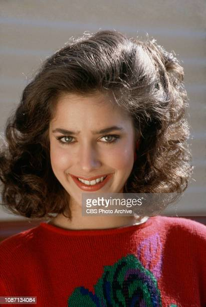 Claudia Wells stars as Linda Barrett in Fast Times a CBS television sitcom based on the theatrical movie Fast Times at Ridgemont High about life in...