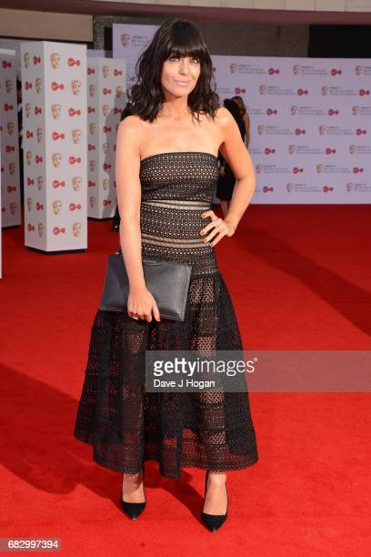 Claudia Winkleman attends the Virgin TV BAFTA Television Awards at The Royal Festival Hall on May 14 2017 in London England