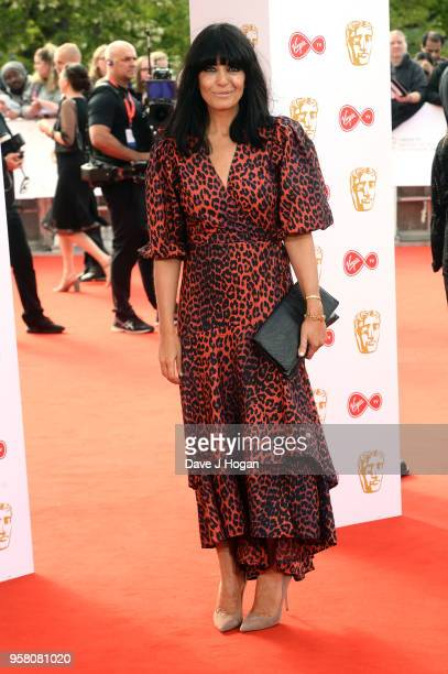 Claudia Winkleman attends the Virgin TV British Academy Television Awards at The Royal Festival Hall on May 13 2018 in London England
