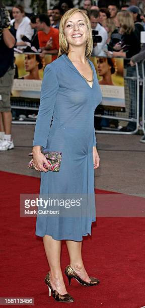 Claudie Blakley Attends The 'Pride Prejudice' Uk Film Premiere At The Odeon Cinema In London'S Leicester Square