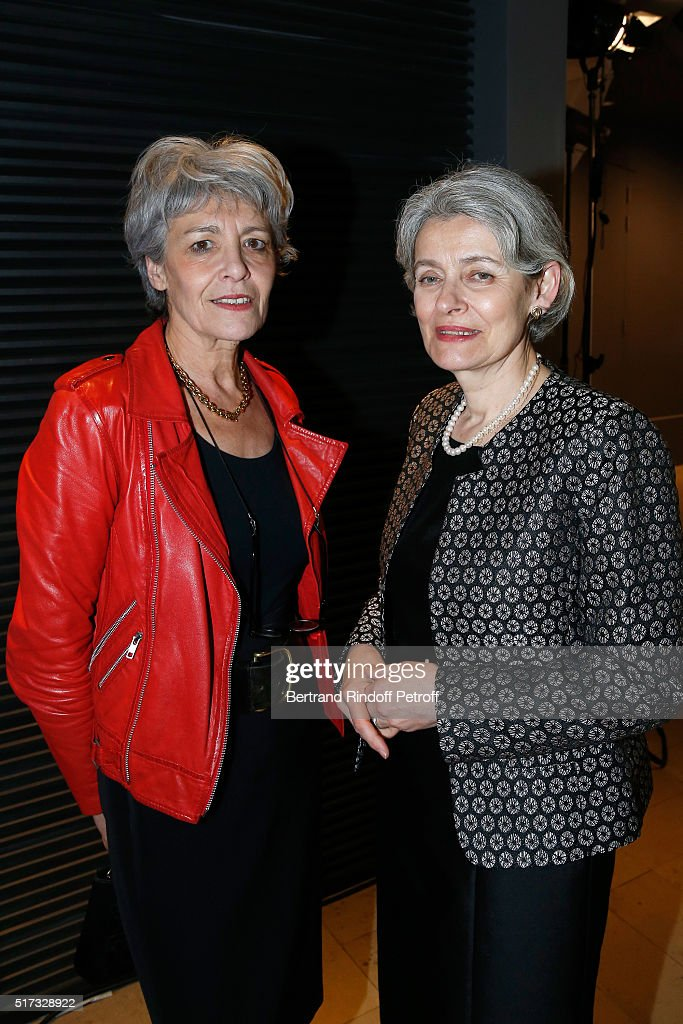 For Women In Science International Awards 2016 Edition - A Ceremony Hosted by Fondation L'Oreal