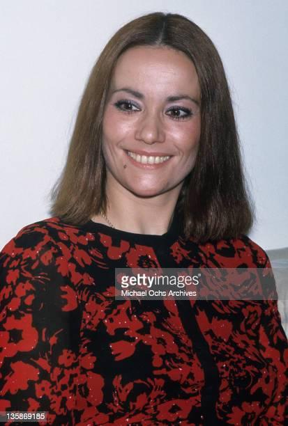 Claudine Auger ca1975