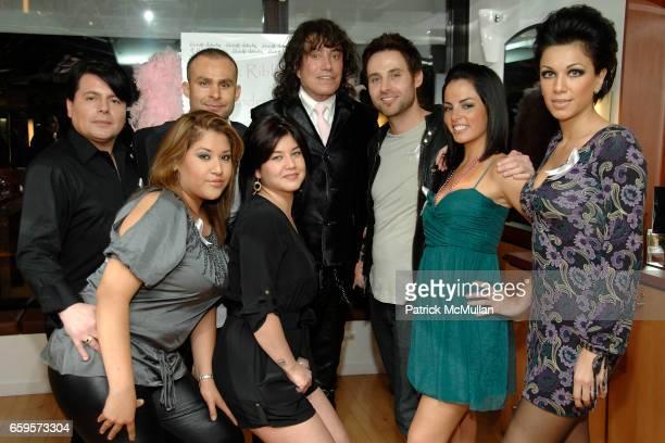 "Claudio B guest Elsa Gomez Jessica guest Eyup Akyup Rodolfo Valentin Michael Rhyan Sonia Alves Maria Aronova attend Sofia's ""Hair for Health"" Annual..."