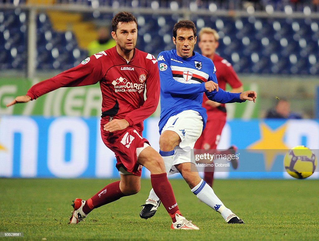 UC Sampdoria v AS Livorno Calcio - Tim Cup