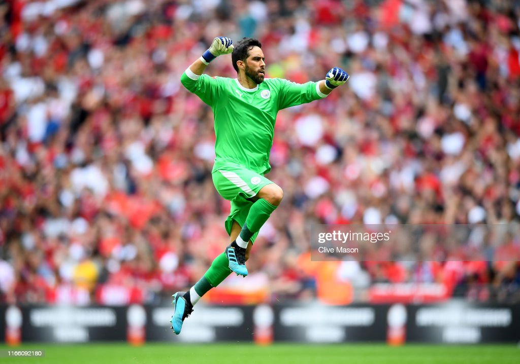 Liverpool v Man City - FA Community Shield : ニュース写真