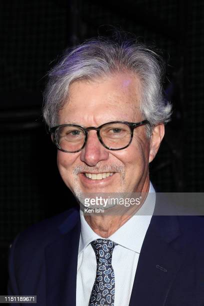 Claudio Del Vecchio poses during the Brooks Brothers special runway show celebrating its 40th anniversary in Japan on May 23 2019 in Tokyo Japan