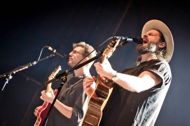 DEU: Mighty Oaks Perform In Berlin