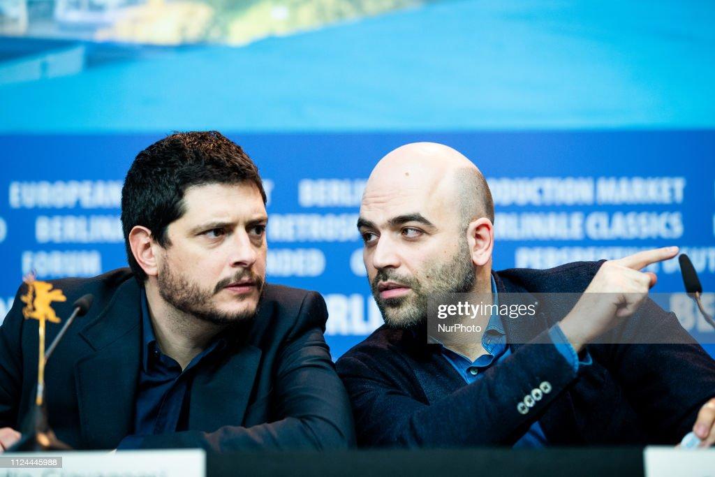 'Piranhas' Press Conference - 69th Berlinale International Film Festival : News Photo