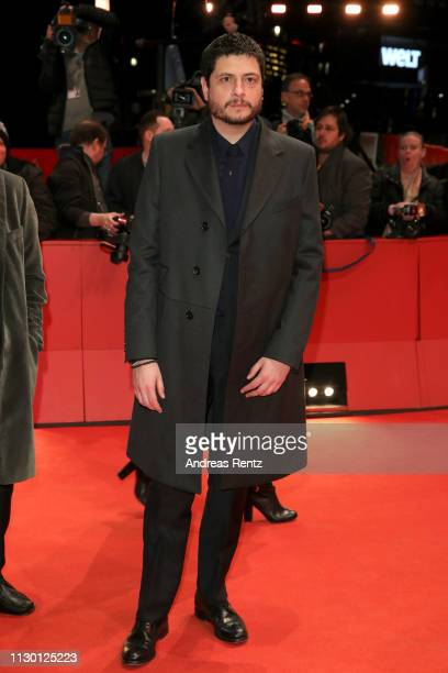 Claudio Giovannesi arrives for the closing ceremony of the 69th Berlinale International Film Festival Berlin at Berlinale Palace on February 16 2019...