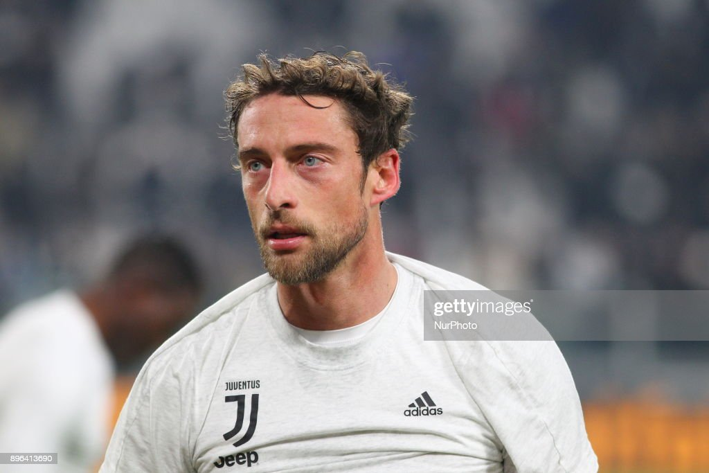 Claudio Marchisio (Juventus FC) after the Italian Cup football match between Juventus FC and Geona CFC at Allianz Stadium on 20 December, 2017 in Turin, Italy. Juventus won 2-0 over Genoa.