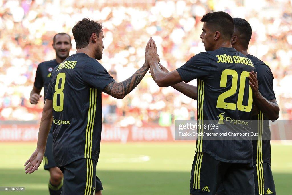 MD: Real Madrid v Juventus - International Champions Cup 2018