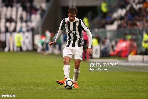 Claudio Marchisio of Juventus FC in action during the Serie A football match between Juventus FC and Udinese Calcio Juventus Fc wins 20 over Udinese...