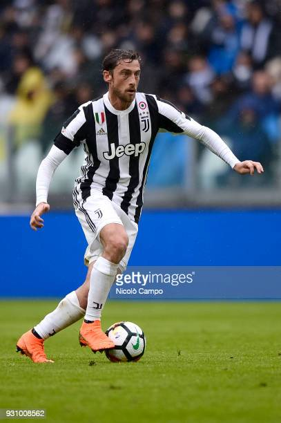 Claudio Marchisio of Juventus FC in action during the Serie A football match between Juventus FC and Udinese Calcio Juventus FC won 20 over Udinese...