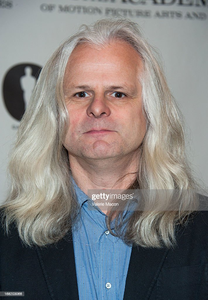 Claudio Miranda attends The Academy Of Motion Picture Arts And Sciences' Delves Into The Visual Effects Recipe For 'Life Of Pi' at AMPAS Samuel Goldwyn Theater on May 6, 2013 in Beverly Hills, California.