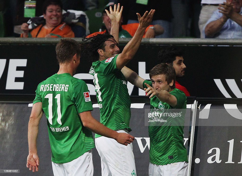 SV Werder Bremen v Hertha BSC Berlin  - Bundesliga