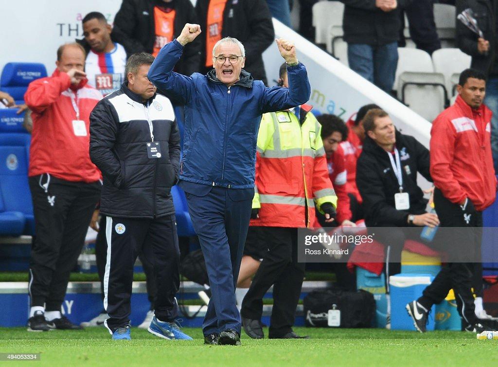 Leicester City v Crystal Palace - Premier League : News Photo
