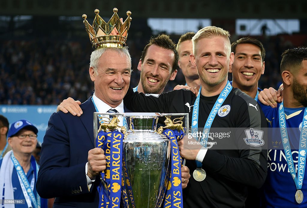 Leicester City v Everton - Premier League : News Photo