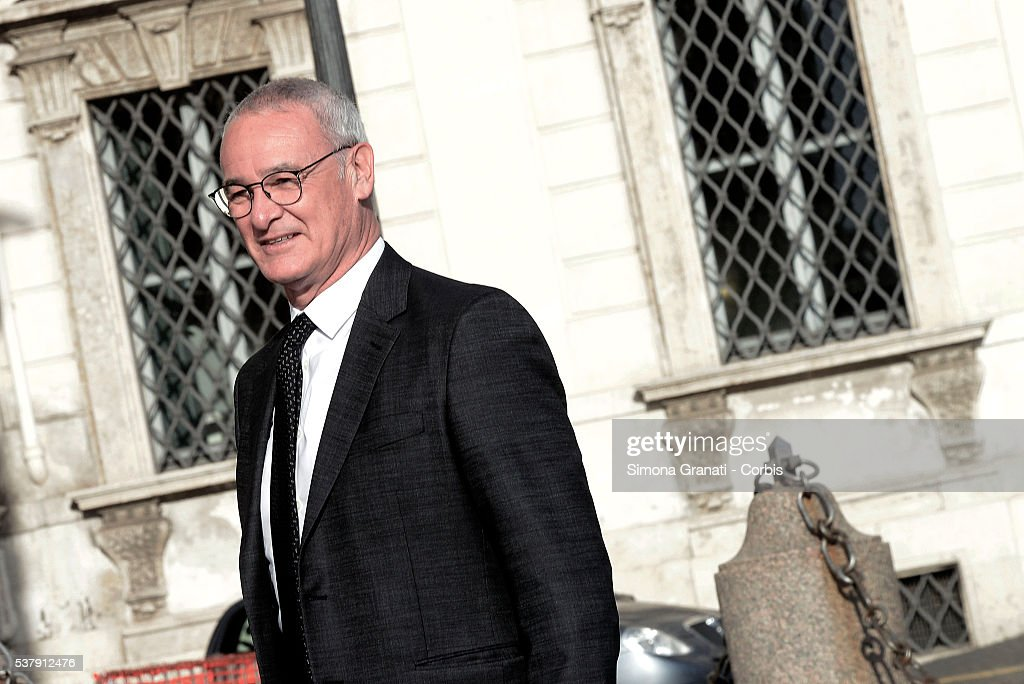 Reception At The Quirinale For The Anniversary Of The Italian Republic : News Photo
