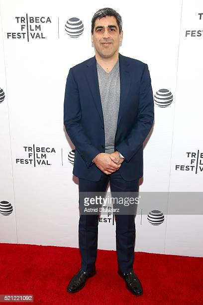 Claudio Reyna attends the Win Premiere during 2016 Tribeca Film Festival at Regal Battery Park Cinemas on April 14 2016 in New York City