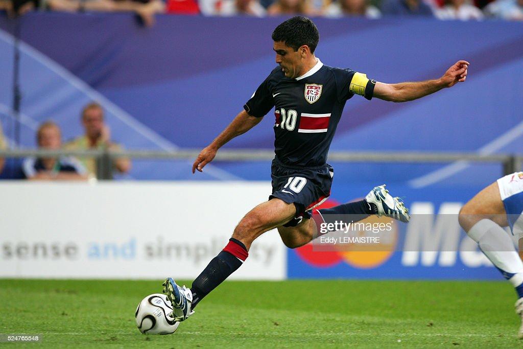 Soccer - FIFA World Cup 2006 - Czech Republic vs. USA : News Photo