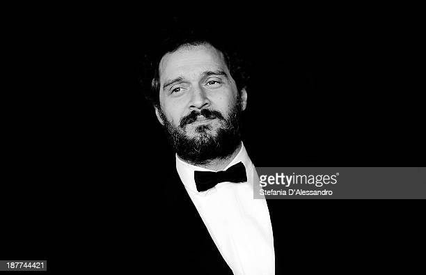 Claudio Santamaria attends 'Romeo and Juliet' Premiere during The 8th Rome Film Festival at Auditorium Parco Della Musica on November 11 2013 in Rome...