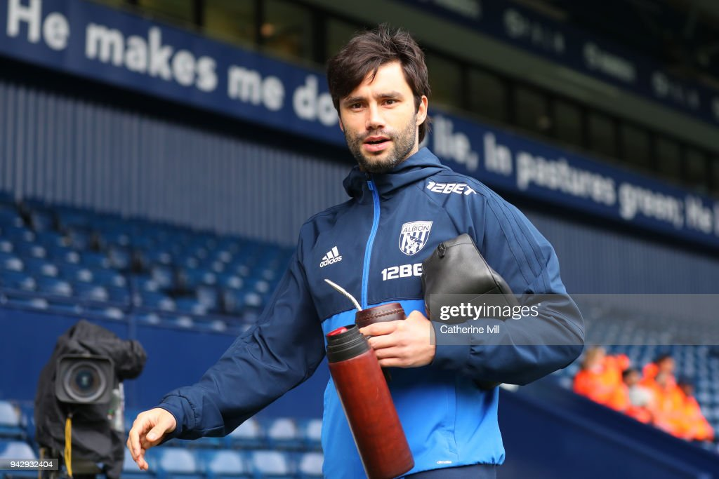 West Bromwich Albion v Swansea City - Premier League : News Photo