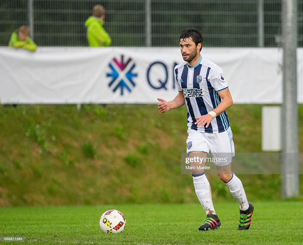 West Bromwich Albion v Paris St. Germain  - Friendly Match : News Photo