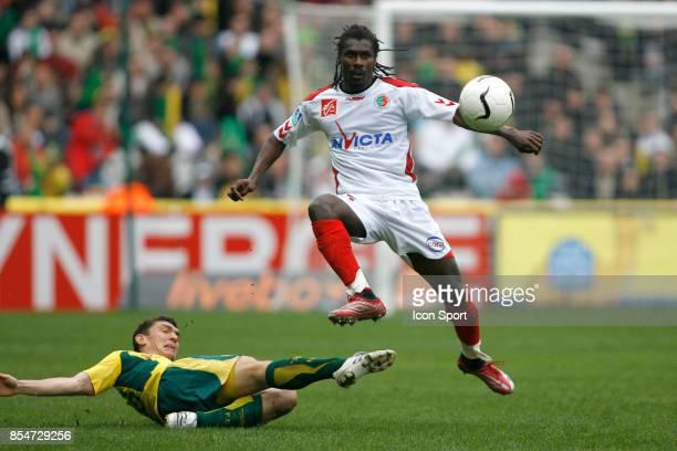 Claudiu KESERU / Aliou CISSE Nantes / Sedan 30eme Journee de Ligue 1