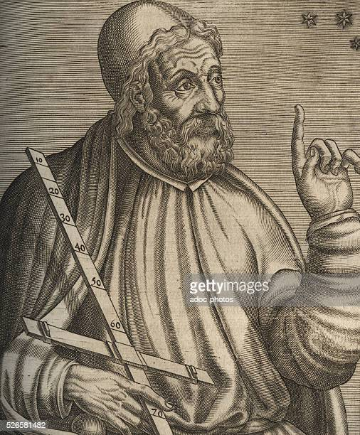 Claudius Ptolemy - Microscope