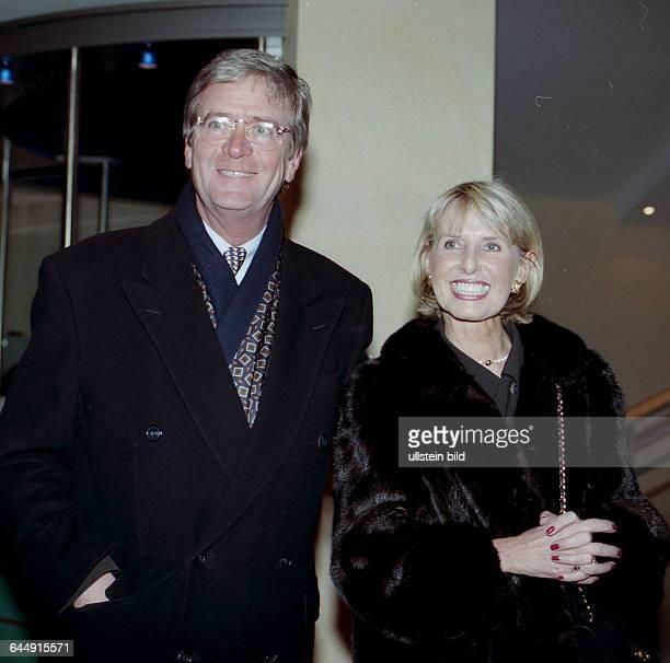 Claus Hagenbeck und Ehefrau