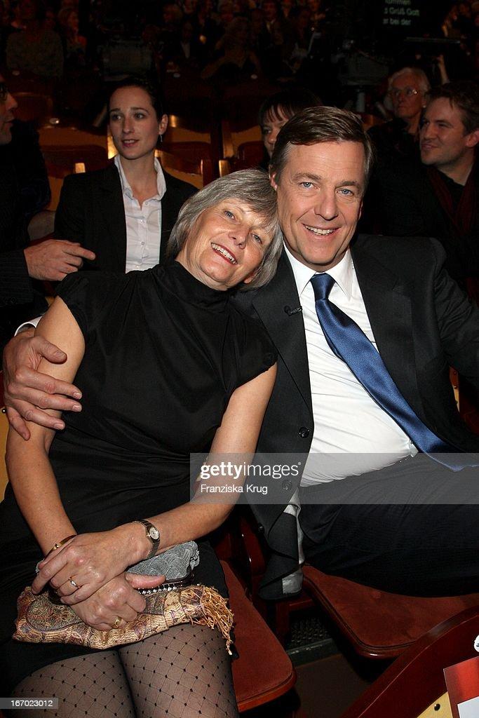 Claus Kleber Ehefrau