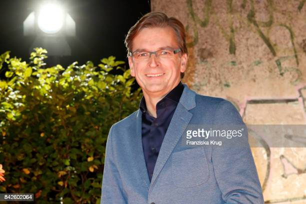 Claus Strunz attends the BILD100 event at Axel Springer Haus on September 4 2017 in Berlin Germany