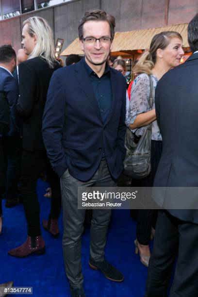 Claus Strunz attends the summer party 2017 of the German Producers Alliance on July 12 2017 in Berlin Germany