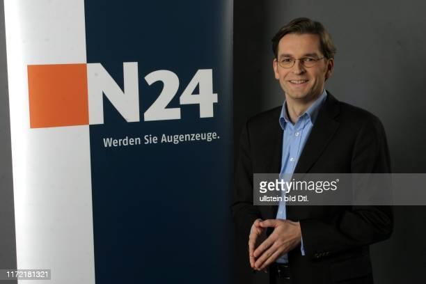 Claus Strunz Chefredakteur Bild am Sonntag BamS und TV Fernsehmoderator Journalist