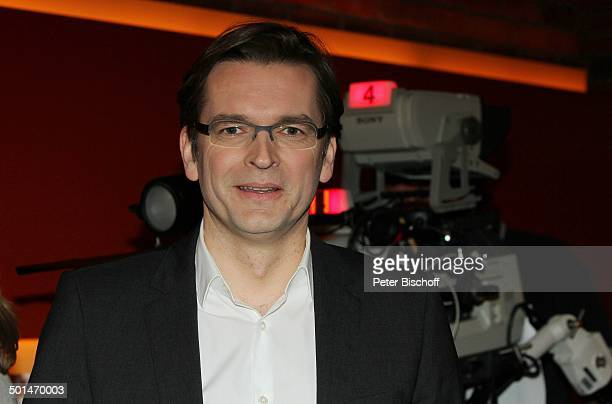 Claus Strunz ZDFTalkshow Markus Lanz HamburgBahrenfeld Deutschland Europa Studio TalkShow Journalist Moderator Promi BB CD PNr 030/2014
