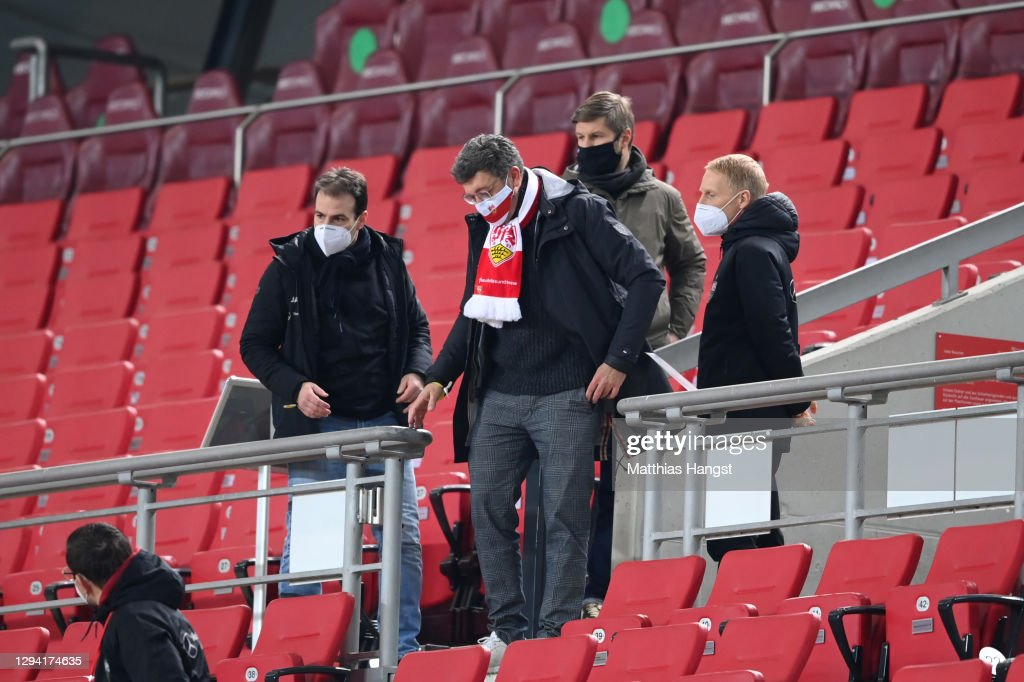 VfB Stuttgart v RB Leipzig - Bundesliga : News Photo