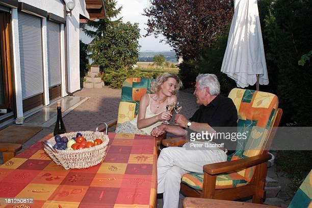 Claus Wilcke Ehefrau Janine Amann Homestory Rothenburg ob der Tauber Deutschland
