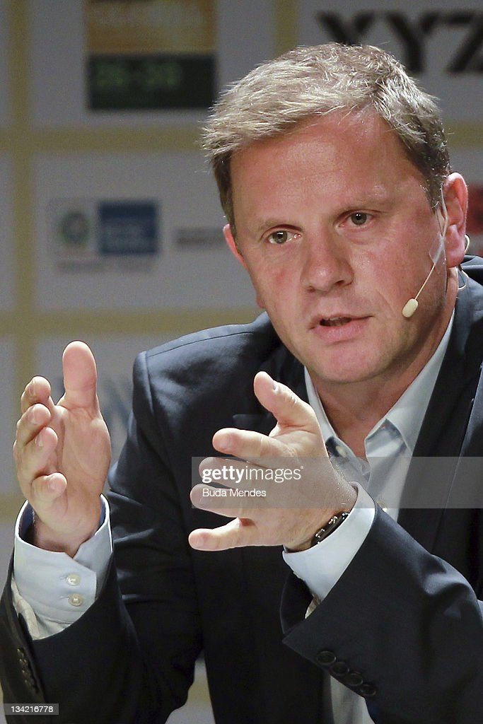 Soccerex Global Convention : News Photo