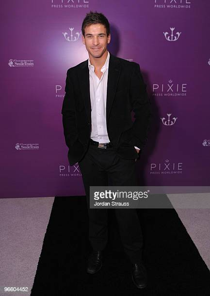 Clay Adler attends the Pixie Press Launch And 'About Face' Book Release at The London Hotel on February 11 2010 in West Hollywood California