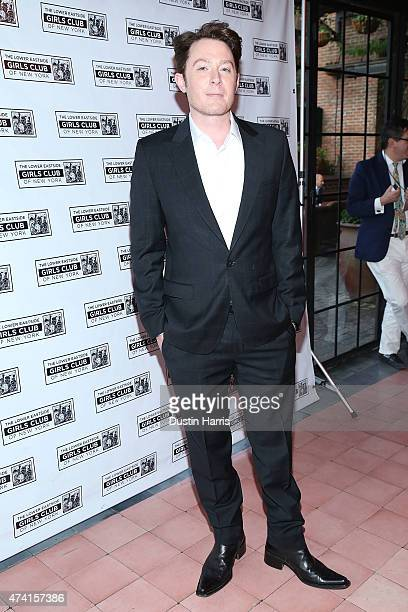 Clay Aiken attends the 2015 Lower Eastside Girls Club spring benefit at The Bowery Hotel Terrace on May 20 2015 in New York City