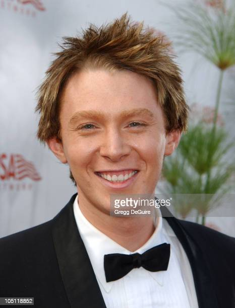 Clay Aiken during 31st AFI Life Achievement Award Presented to Robert DeNiro Arrivals at Kodak Theatre in Hollywood California United States