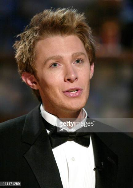 """Clay Aiken during Nick at Nite Celebrates the Holiday Season with """"The Nick at Nite Holiday Special"""" Airing on Friday, Nov. 28 at CBS Studios in..."""