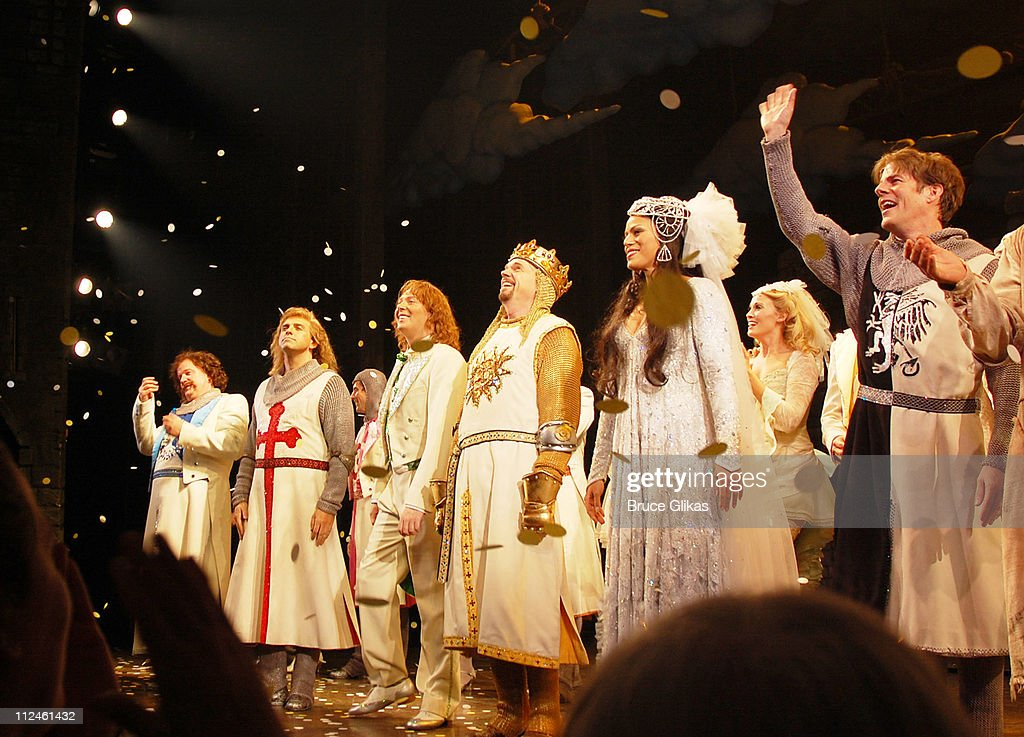 Celebrities Visit Broadway - September 19, 2008