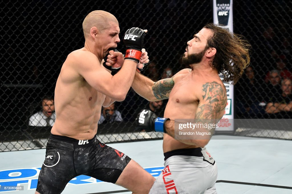UFC Fight Night: Lauzon v Guida : News Photo