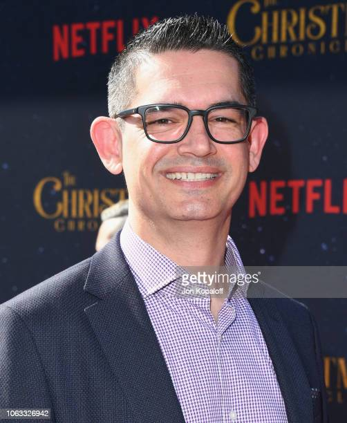 Clay Kaytis attends the premiere of Netflix's The Christmas Chronicles at Fox Bruin Theater on November 18 2018 in Los Angeles California